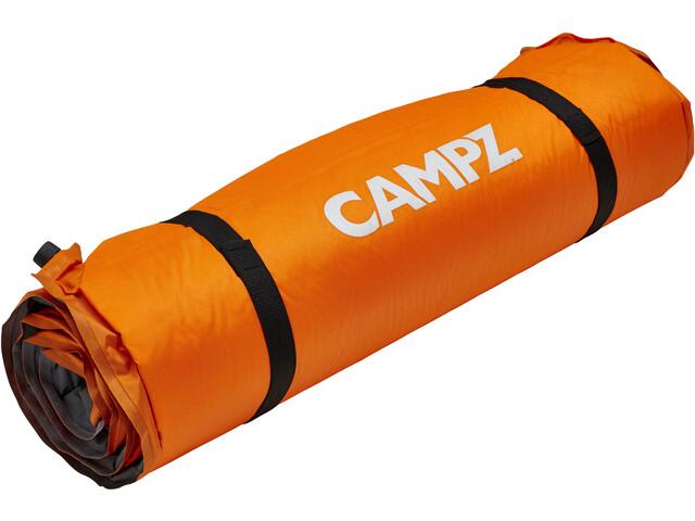 CAMPZ Deluxe Comfort Mattress XL orange